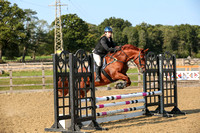Parwood Show Jumping - 80cms-2897